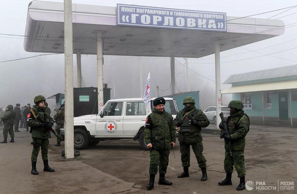 В ДНР могут открыть карантинные пункты на границе в случае обнаружения коронавируса на Украине