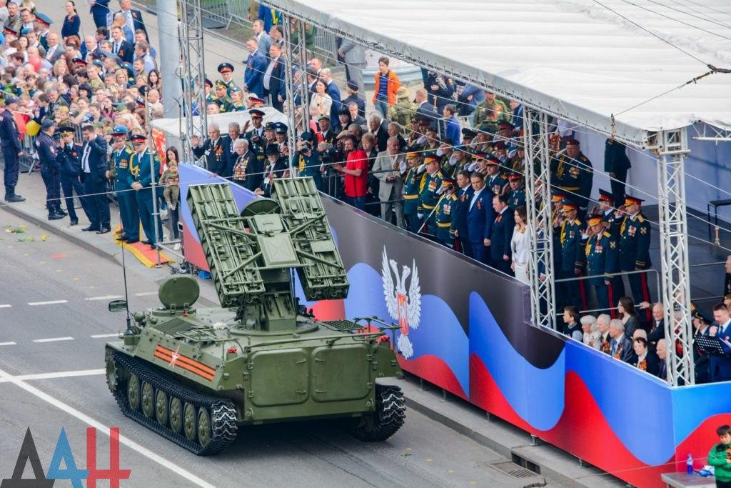 Стала известна программа праздничных мероприятий на 9  в Донецке