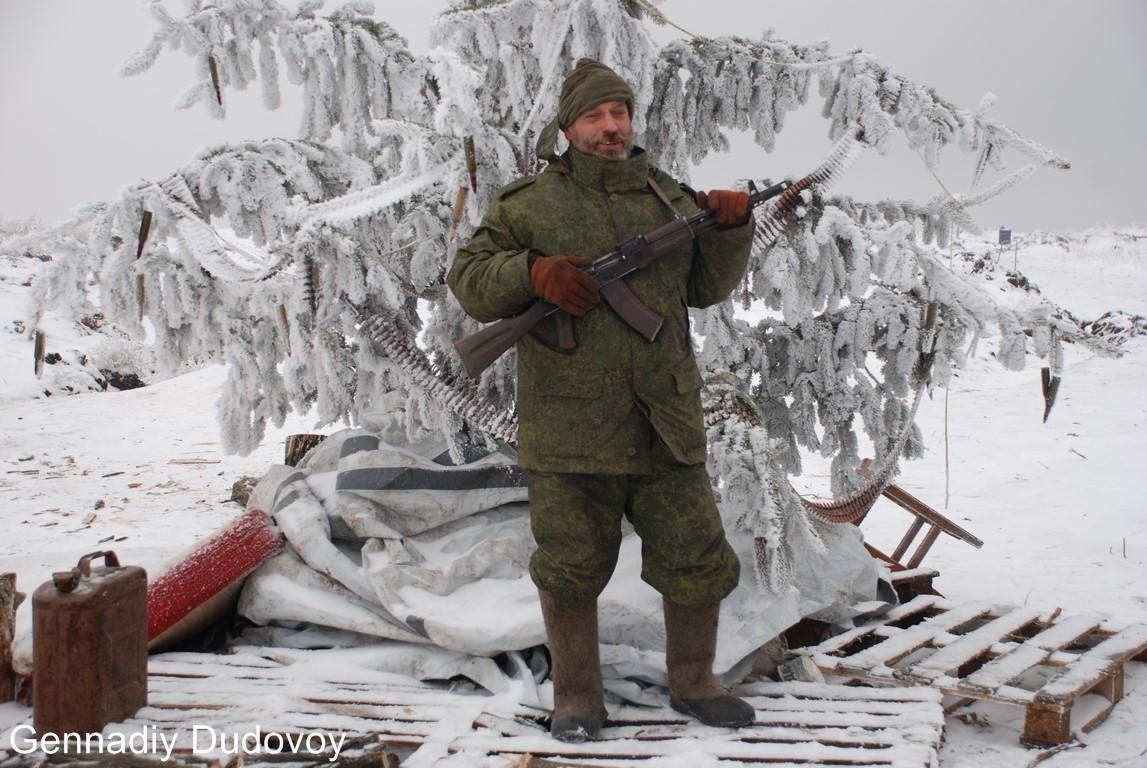 Республика - зернышко, из которого в свое время произрастет Большая Новороссия - Дубовой