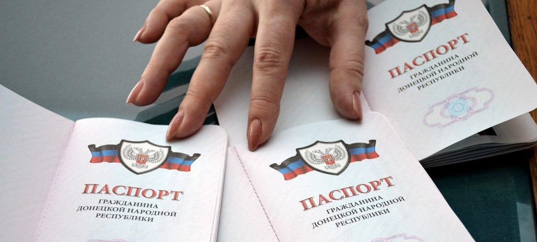 Школьники 9-х и 11-х классов могут получить паспорта ДНР централизованно - депутат