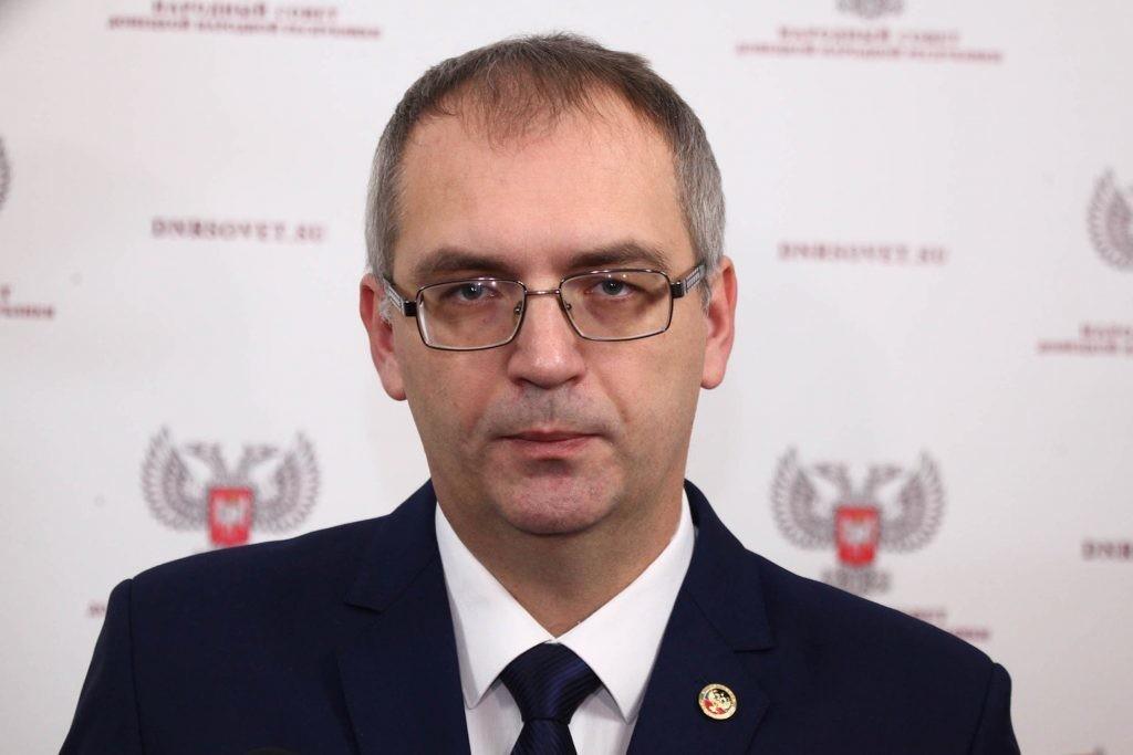 Председатель Народного Совета Бидёвка поздравил граждан ДНР с 1 мая