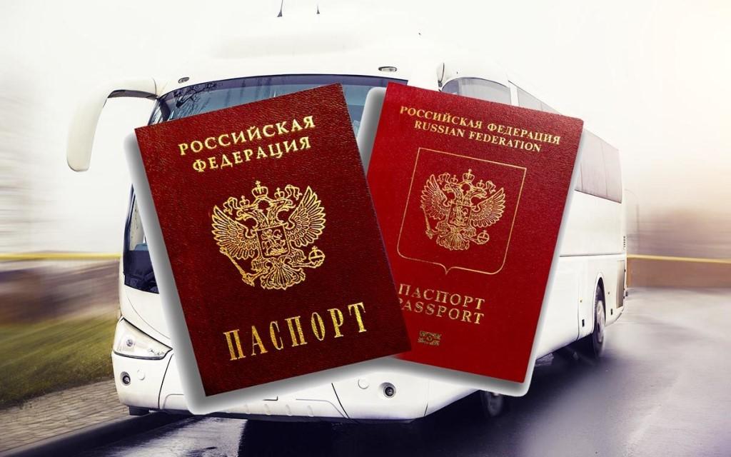 Вне очереди и по спискам. В ДНР упростили проезд через границу с Россией для получающих российские паспорта
