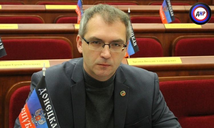 Парламент не должен быть похожим на цирк, парламент должен быть эффективным - спикер НС ДНР