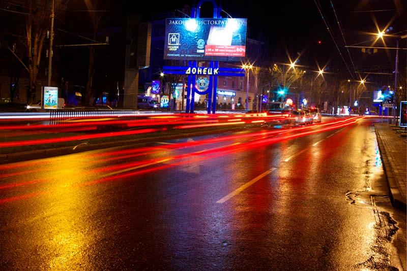 В Донецке на летний период на 1 час сократили комендантский час