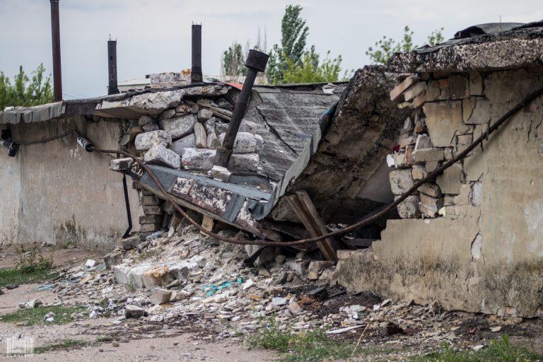 ВСУ обстреляли Горловку из орудий со 120 мм снарядами - местные жители