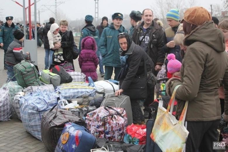 Комиссия НС утвердила законопроект о защите прав вынужденных переселенцев