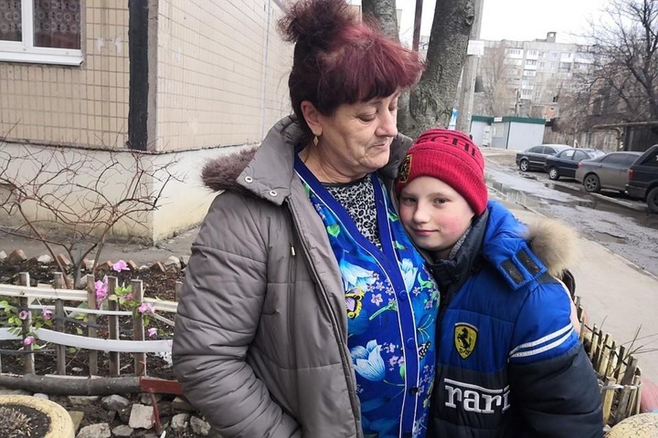 Трогательная история о мальчике из прифронтовой Саханки, который остался сиротой