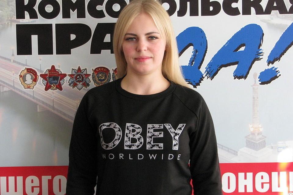 Донецкая ополченка Наталья (Белка): Хотелось бы, чтобы Россия уже нас признала