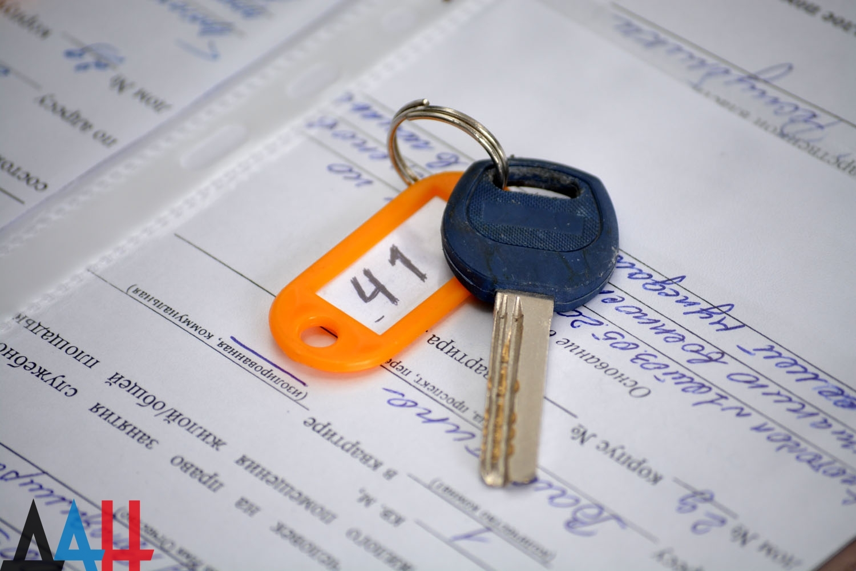 Потерявшие жилье жители ДНР получат 504 квартиры - Позднякова