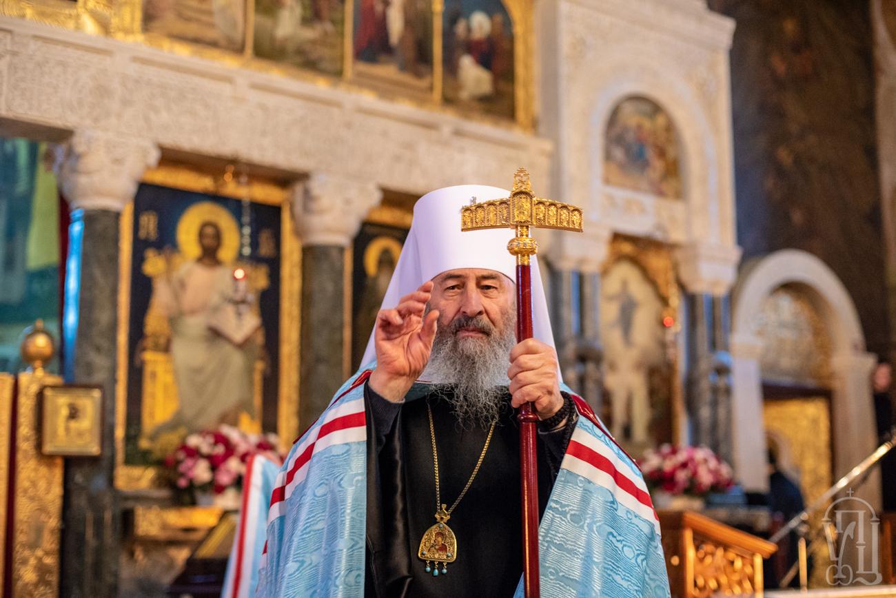 Как человек должен относиться к Богу. Третий выпуск программы с митрополитом Онуфрием