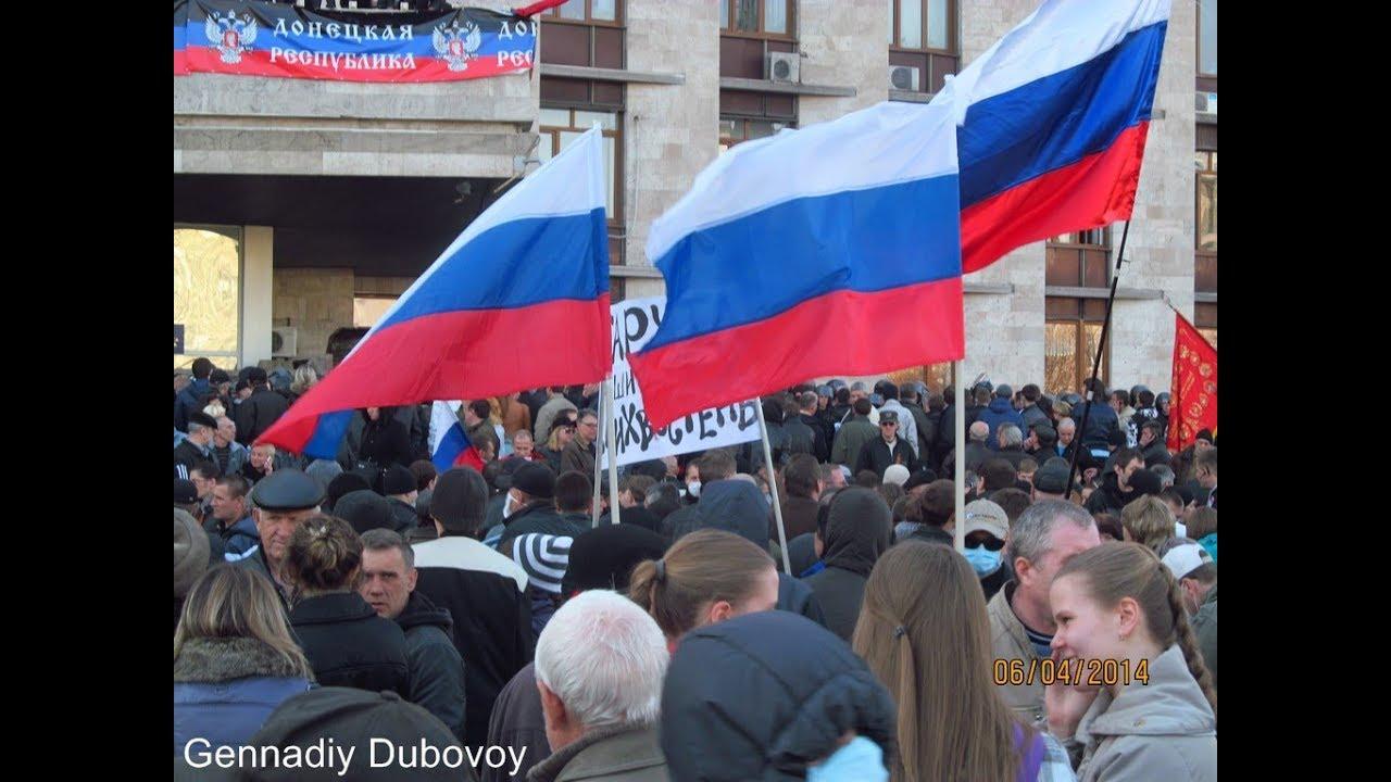 Донбасс должен быть в составе России - Ходаковский