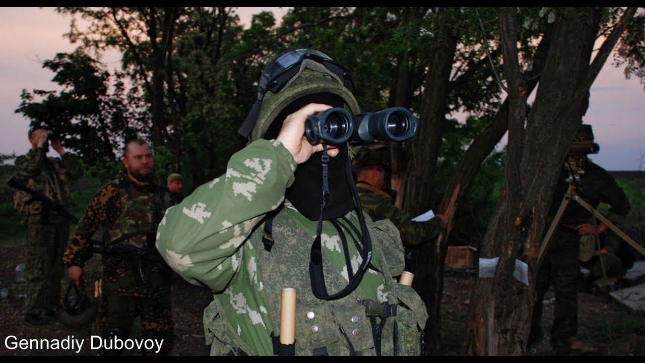 У нас все хотят в Россию - боец ВС ДНР