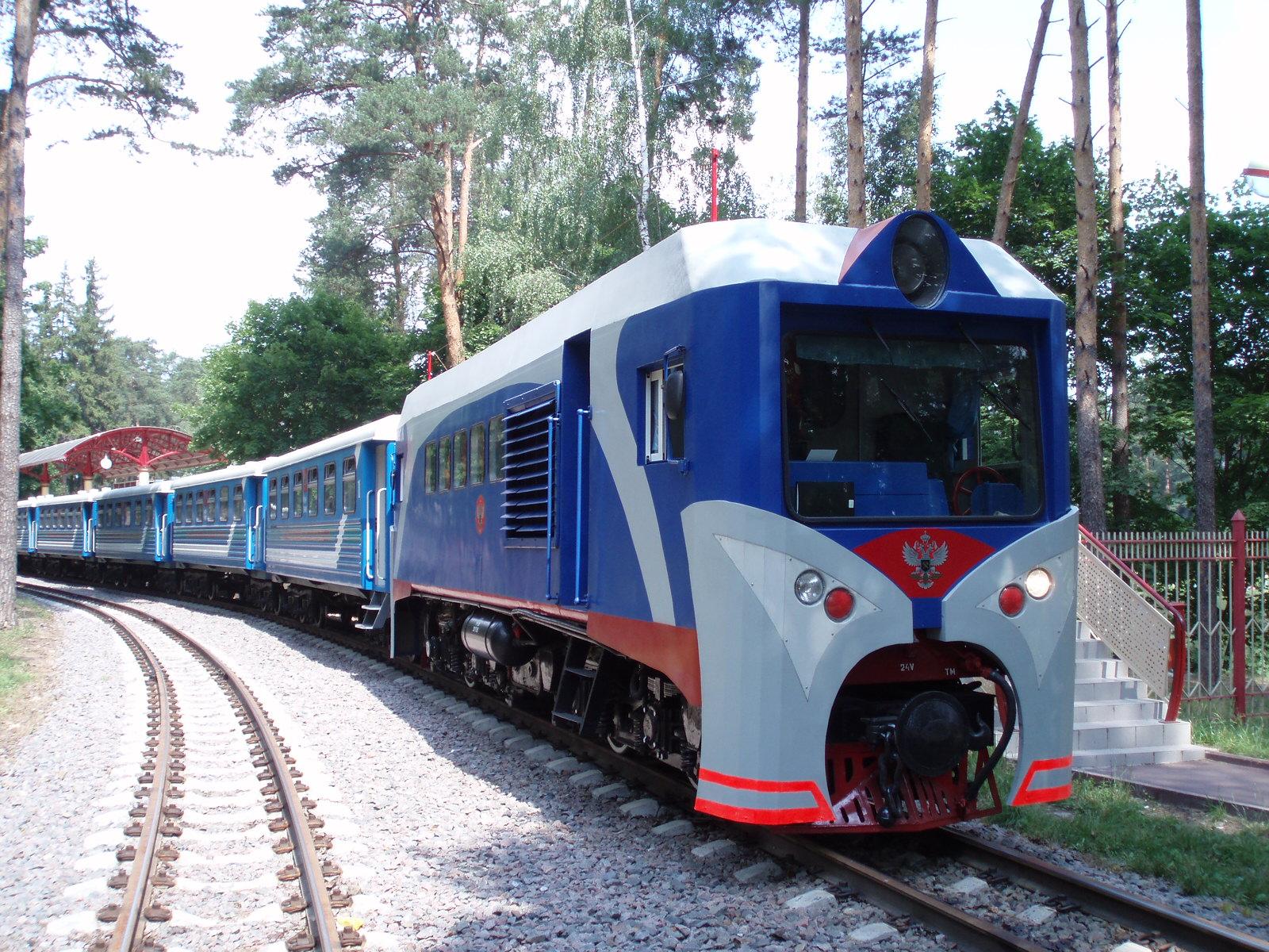 Открытие Донецкой детской железной дороги перенесли из-за коронавируса
