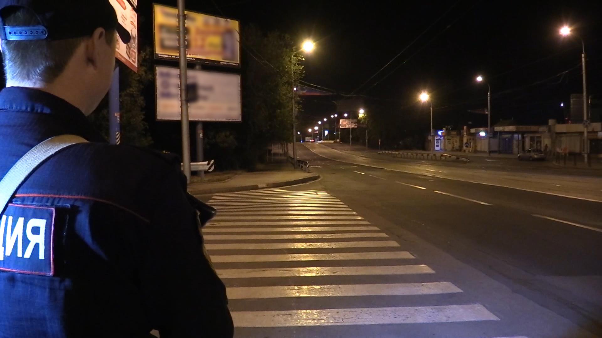 Полицейские будут патрулировать улицы на время отмены комендантского часа