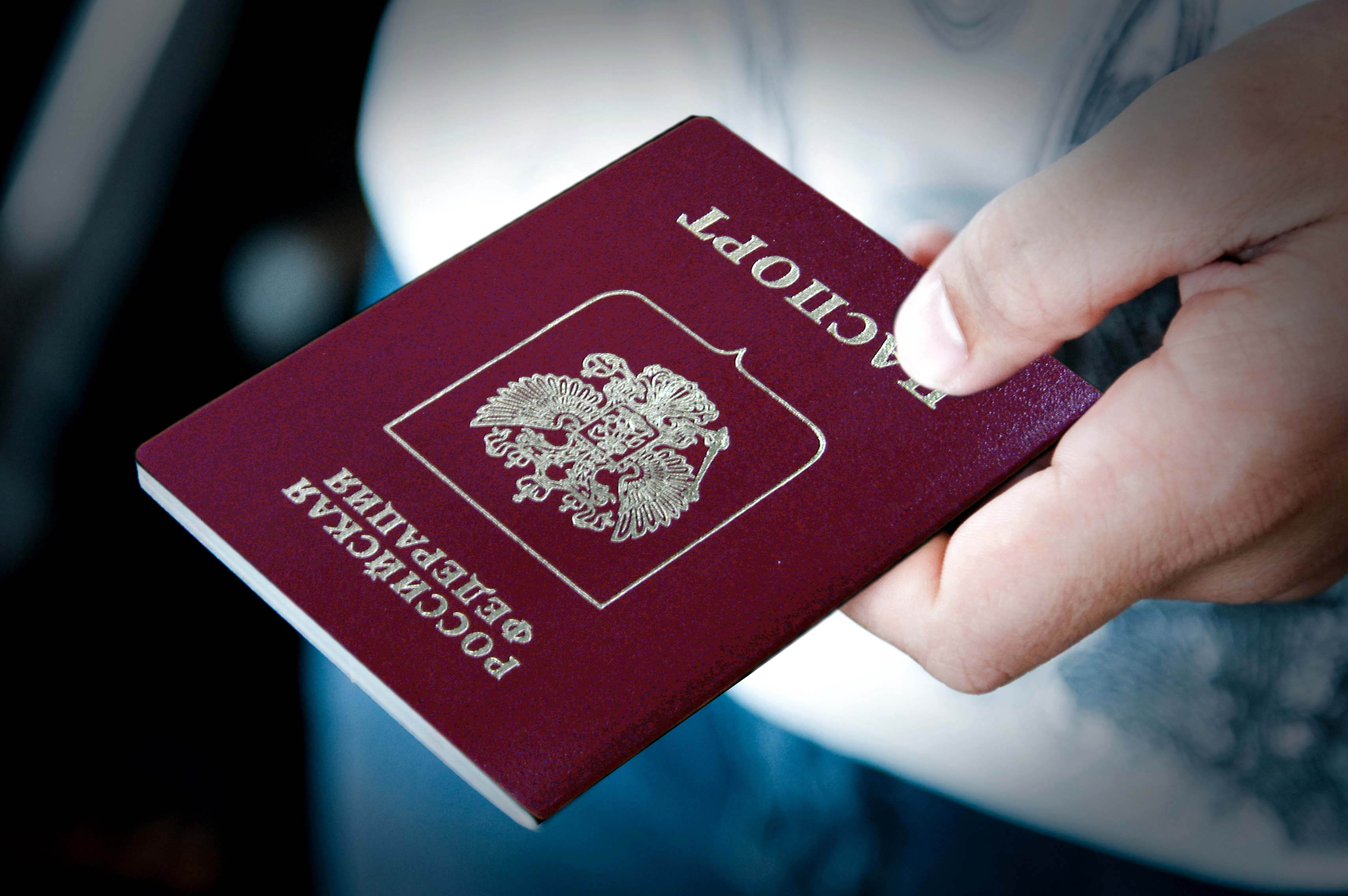 В Миграционной службе ДНР рассказали, как подать документы на получение паспорта РФ без паспорта Украины