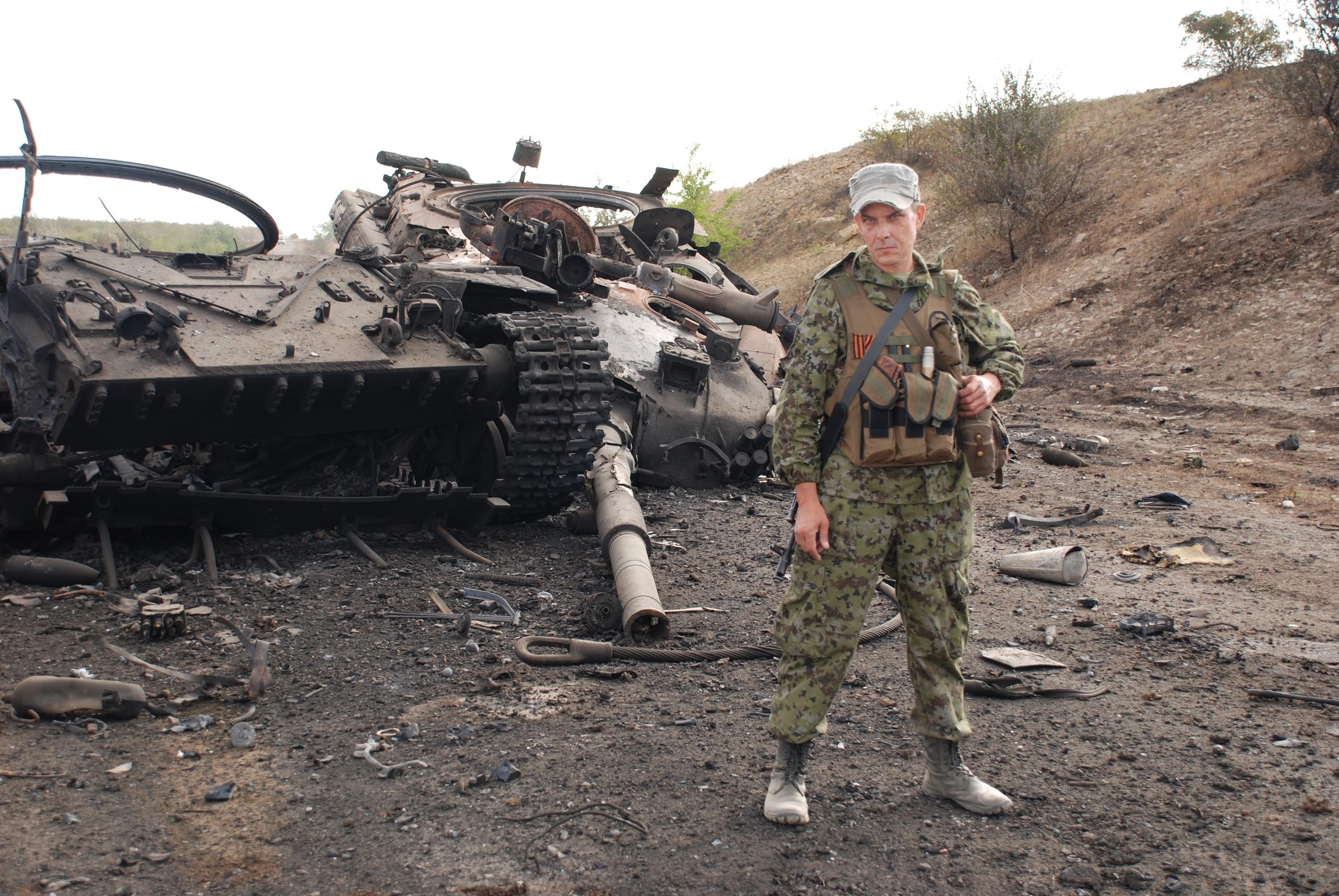 Между империей и кочергой в заднице? Вопросы бойцов Донбасса братьям-белорусам