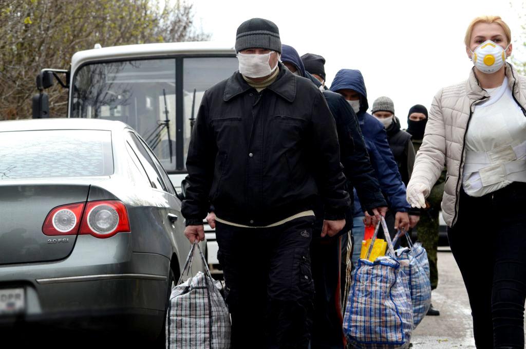Донецк и Украина впервые в этом году провели обмен пленными по формуле