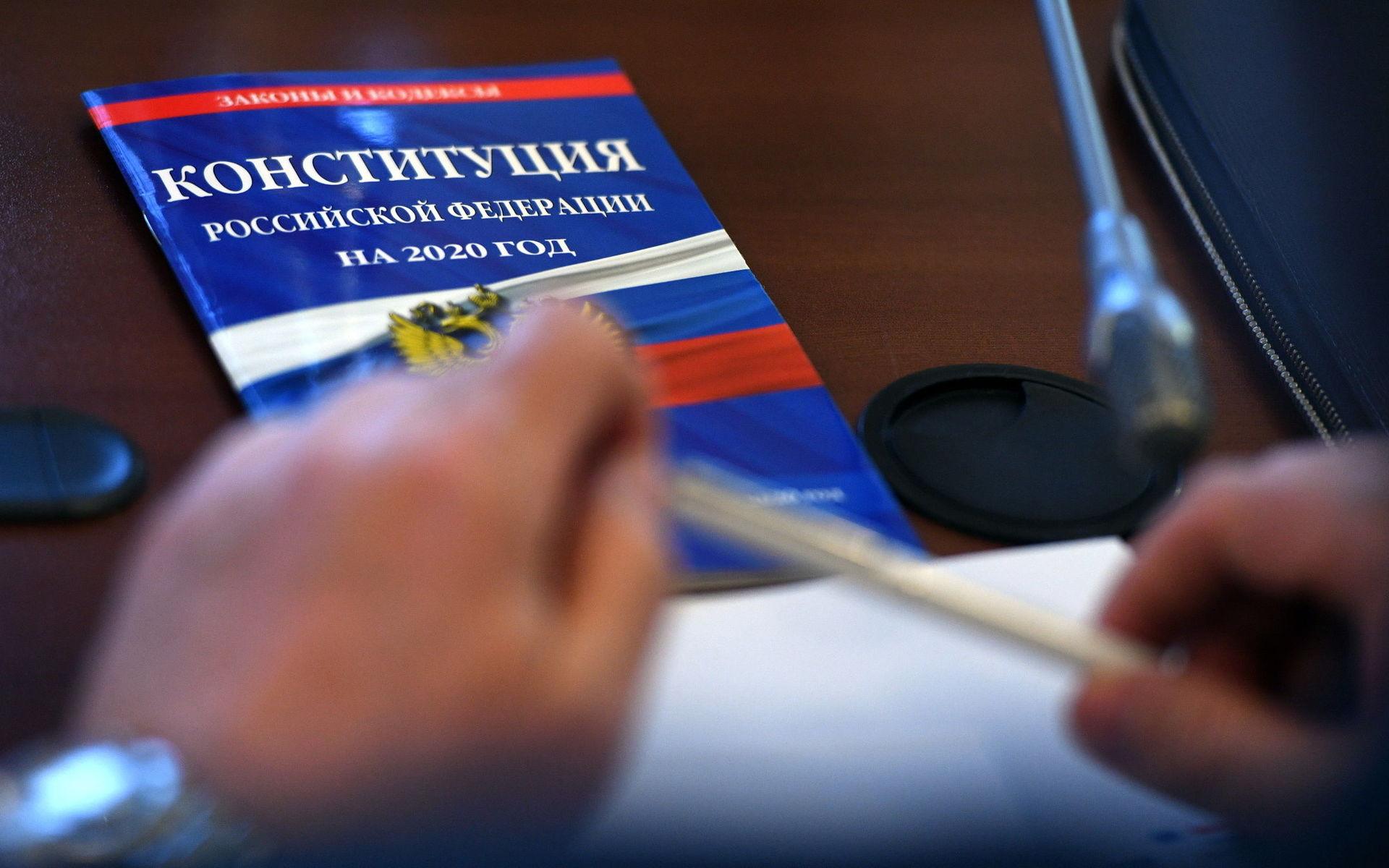 Начала работу горячая линия по голосованию жителей ДНР о поправках в Конституцию РФ