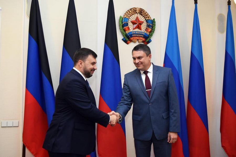 ДНР и ЛНР создадут единое экономическое и таможенное пространство