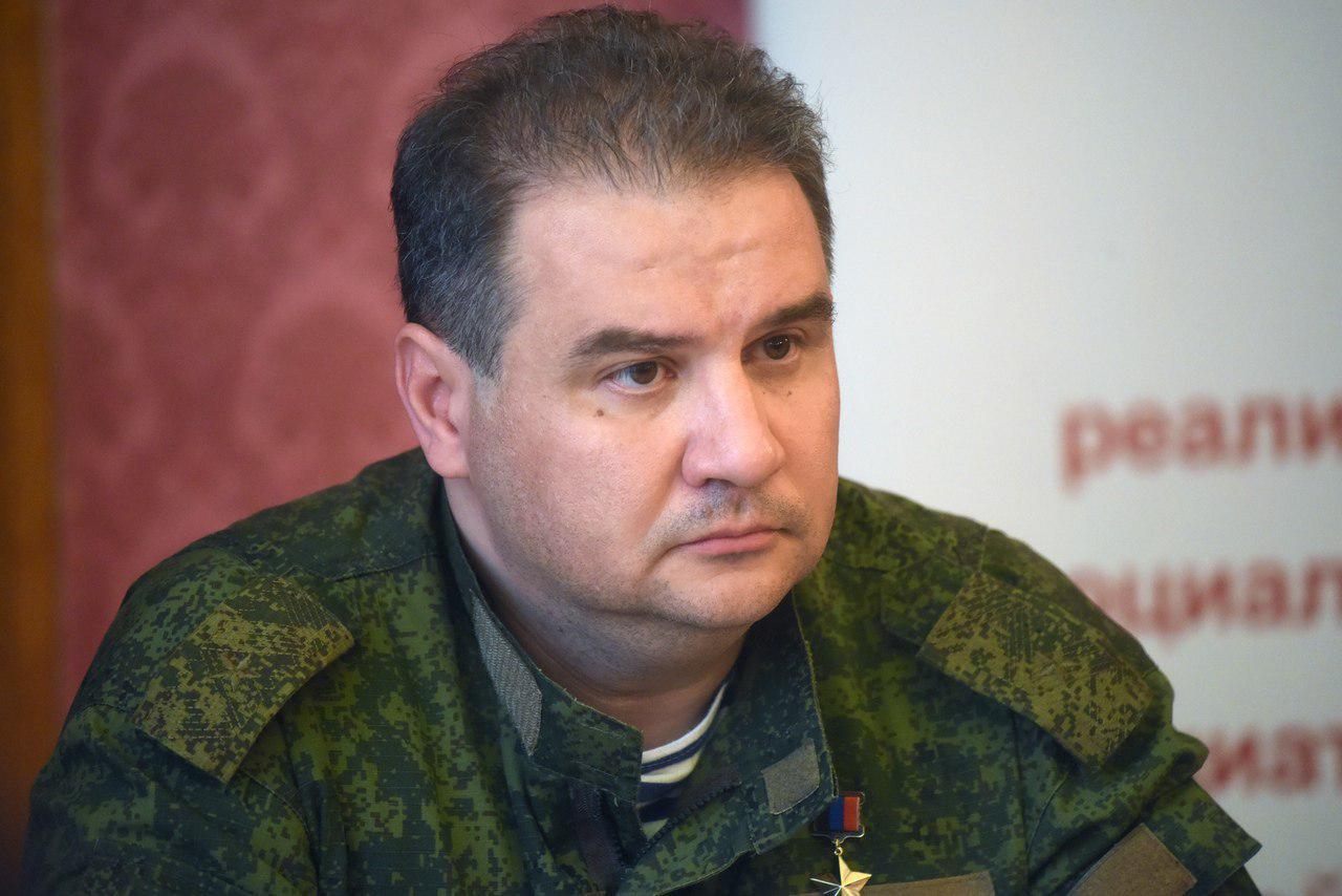 Экс-главу Миндоха ДНР держат в СИЗО по делу о крупном мошенничестве - СМИ