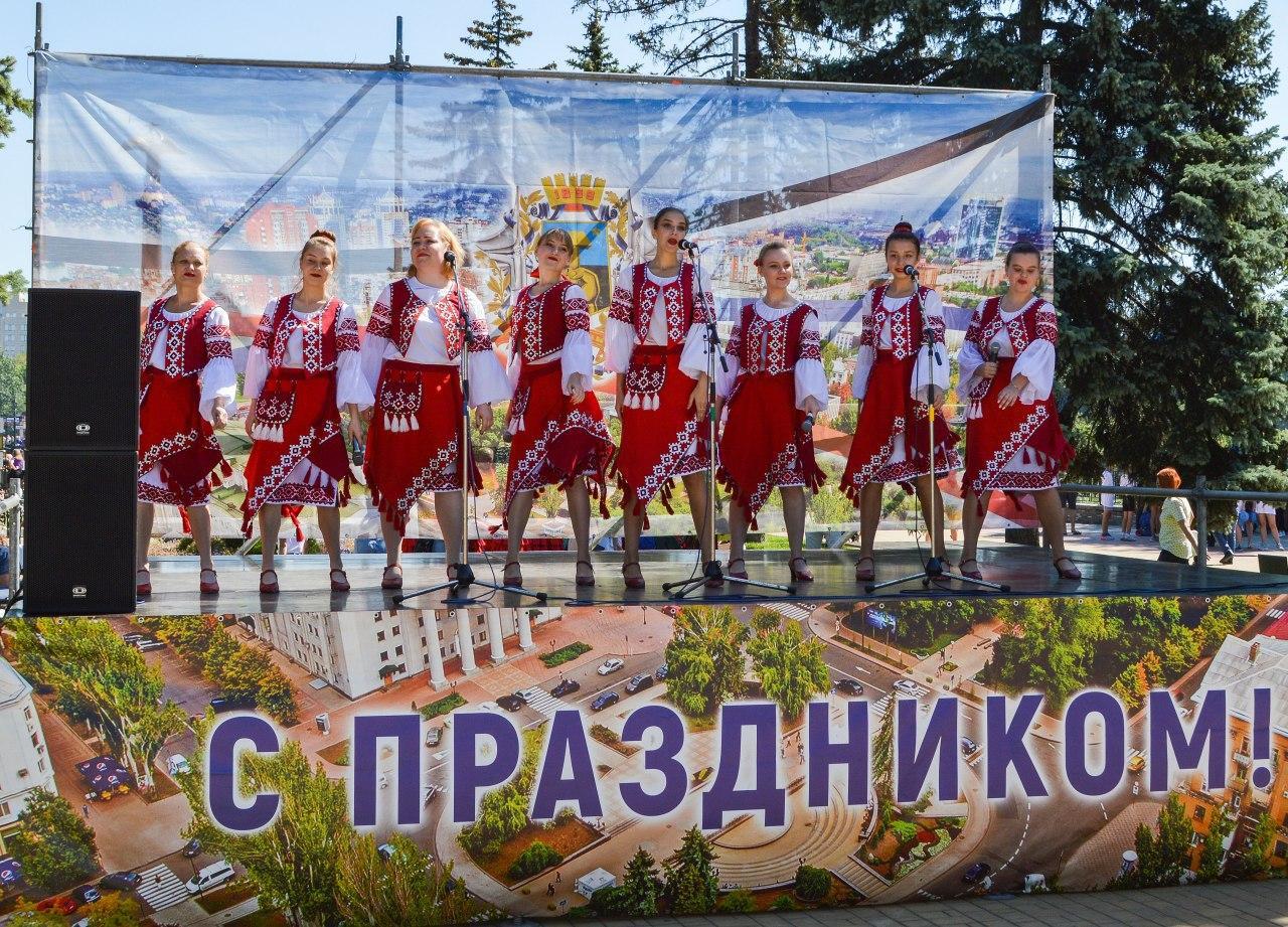 Как в Донецке отметили День города и День шахтера