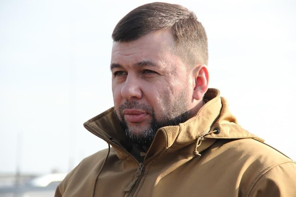 Первые призывники ДНР прибыли в учебный центр - Пушилин
