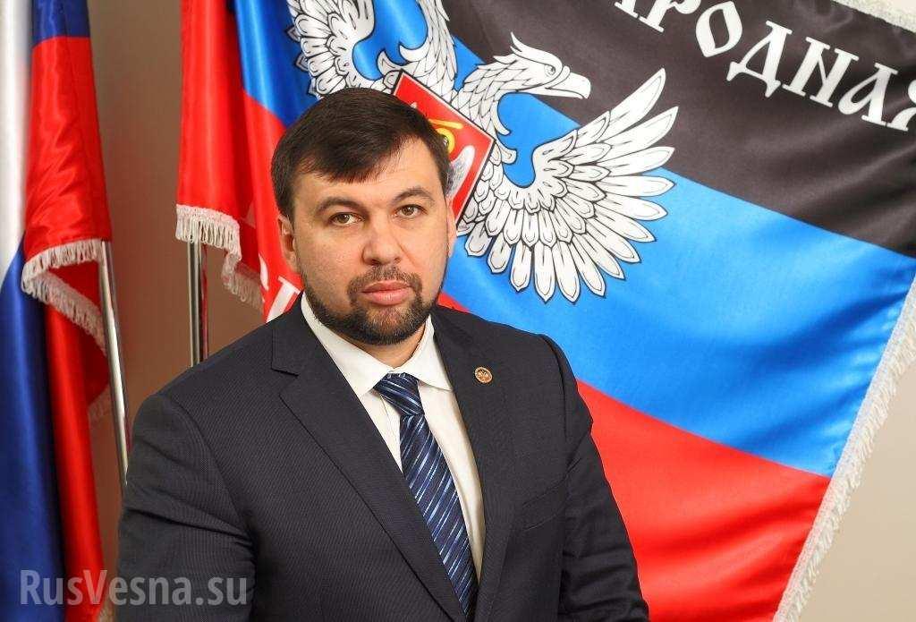Пушилин рассказал, почему в Харькове не получилась Русская весна, а у Ахметова нет будущего в ДНР