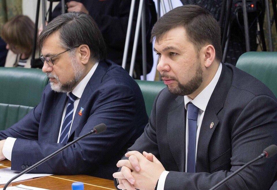 В ДНР готовы к возобновлению прямого диалога с Киевом для достижения мира - Пушилин