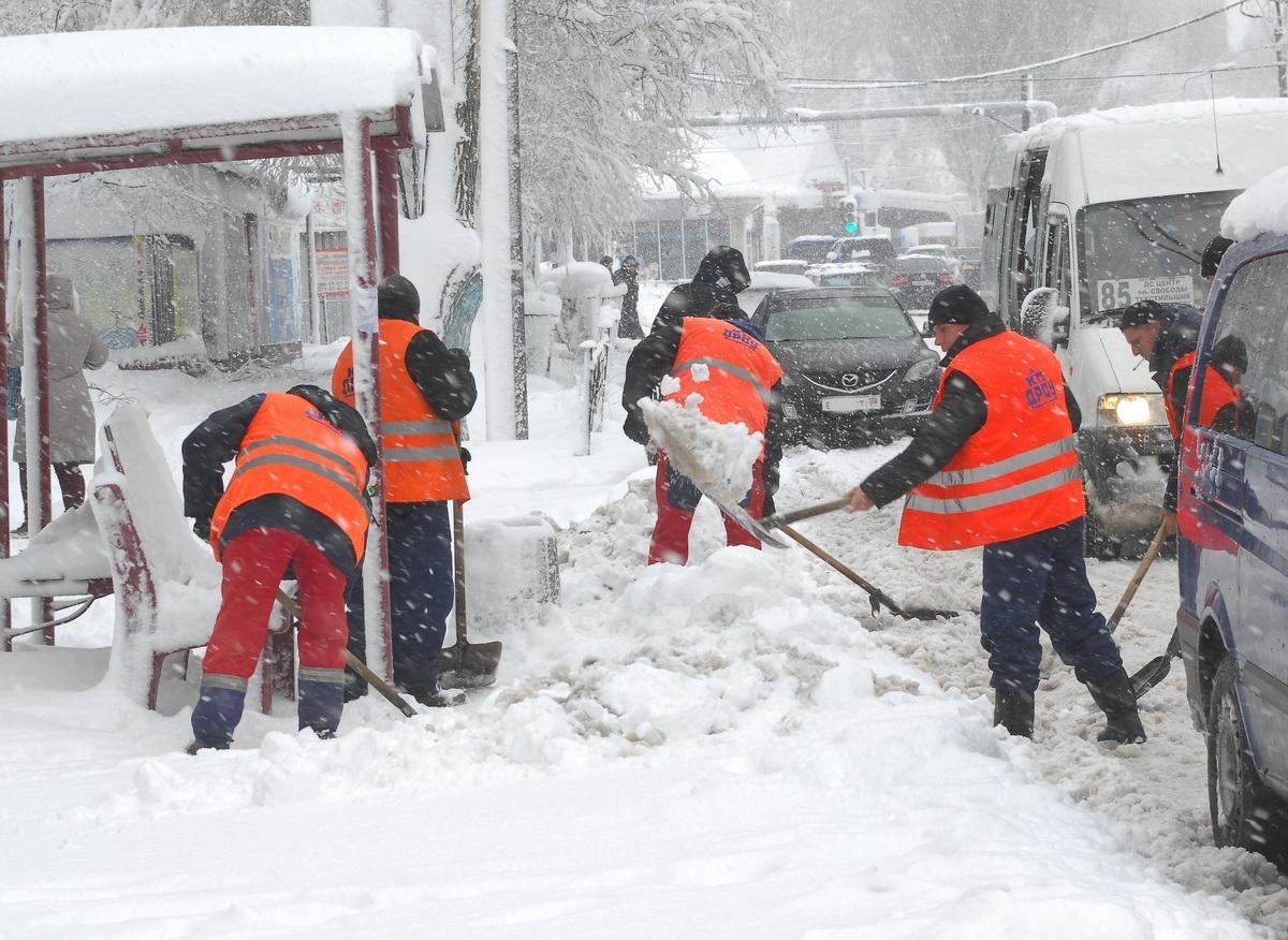 Дорогу на Седово открыли, а на Успенку - нет. В ДНР сохраняются сложные погодные условия
