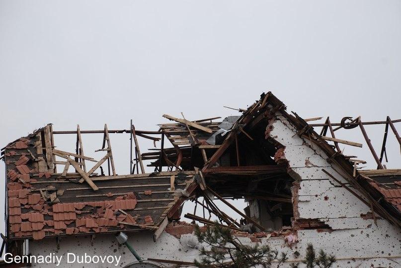 Как и пять лет назад Украина в праздник Святой Троицы обстреливала ДНР