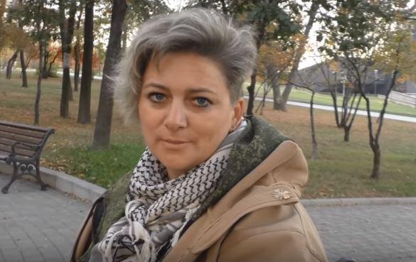 Представительница Сюза добровольцев Донбасса: