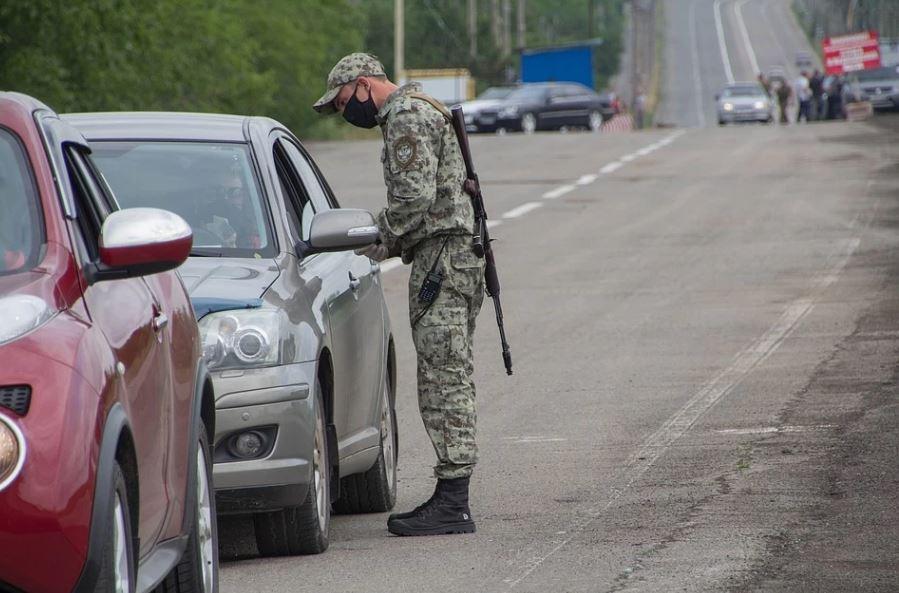ДНР полностью открыла границу с Россией