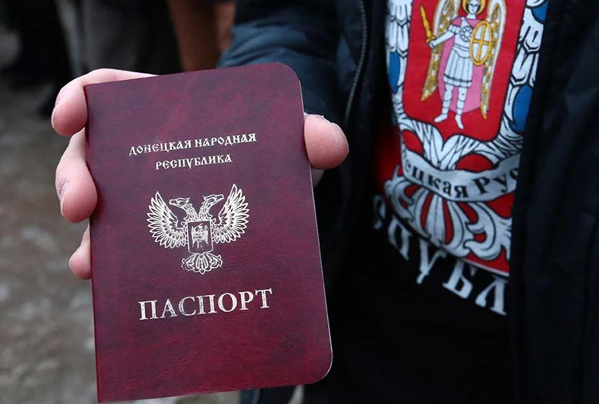 Паспорта ДНР получили свыше 500 тысяч человек