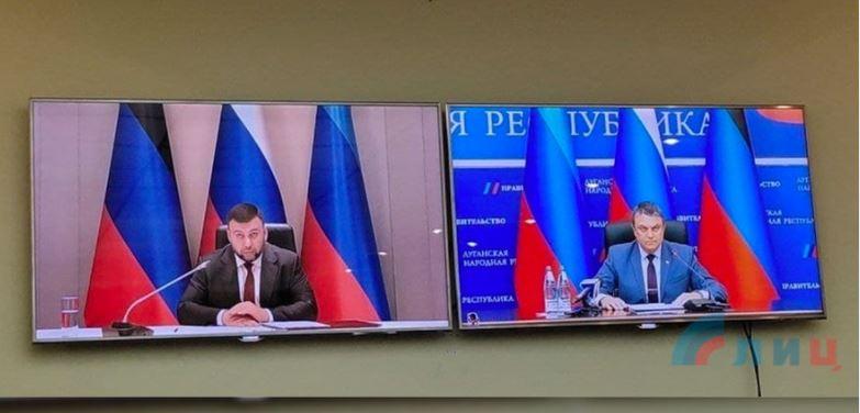 Главы ДНР и ЛНР подписали договор о создании единой таможенной территории