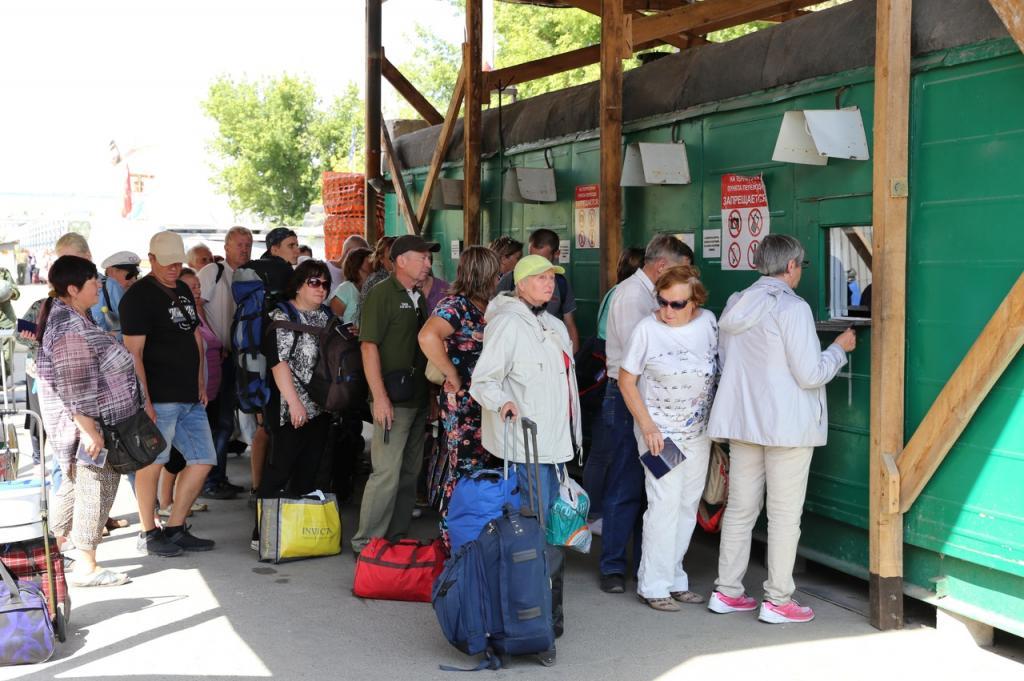 В ЛНР ужесточили условия пересечения блокпоста