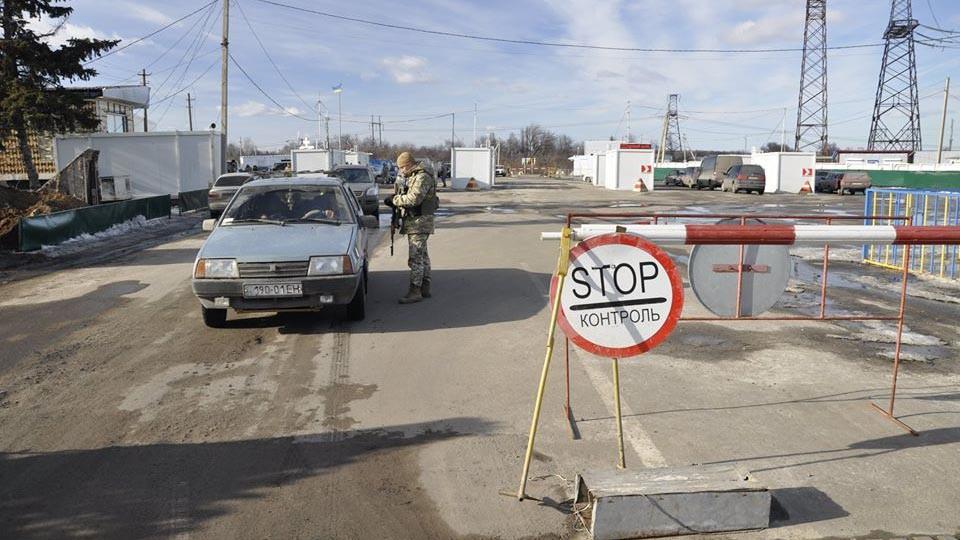 Украинские КПП переходят на весенний график работы