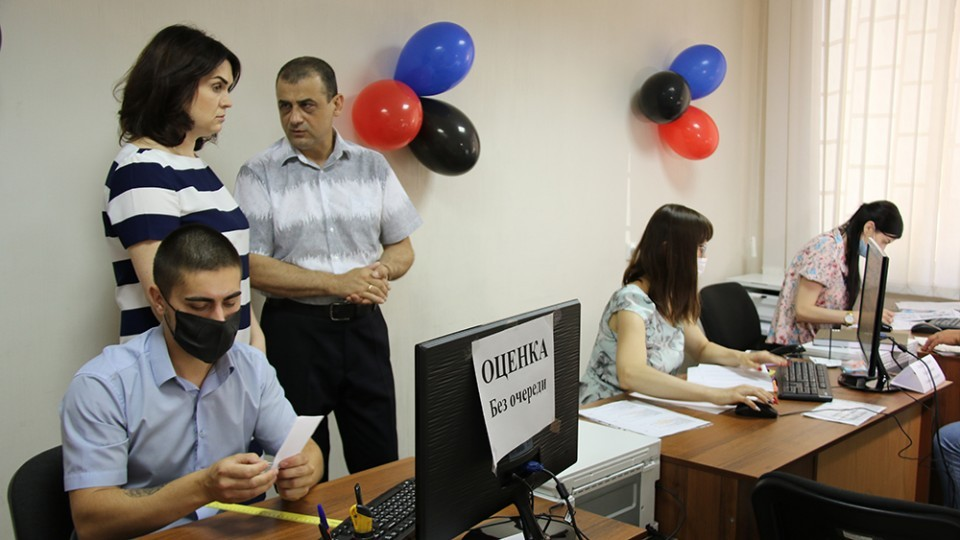 В Буденновском районе открылся восьмой отдел Единого расчетного центра