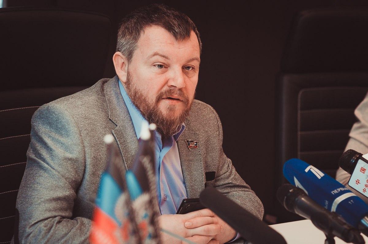 Андрей Пургин получил паспорт ДНР