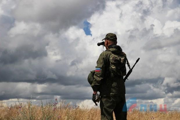 ЛНР вслед за ДНР приняла закон о госгранице по всей Луганской области