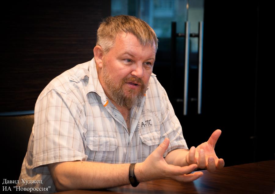 В ДНР предлагают создать Республиканскую Партию Донбасса