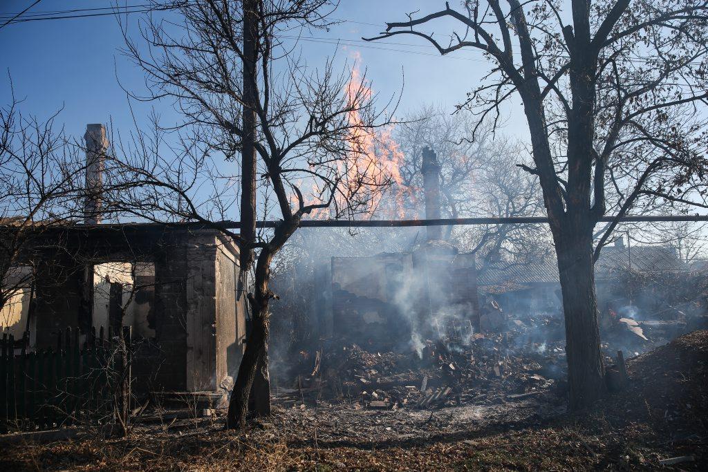 Жители постоянно обстреливаемого Зайцево подали против Украины иски в ЕСПЧ на 3,5 млн грн