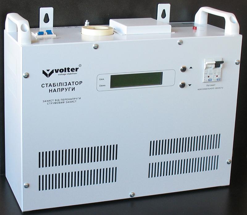 Однофазный стабилизатор Volter СНПТО-4